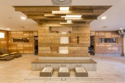 sauna d sselstrand arieltecture gesellschaft von architekten mbh. Black Bedroom Furniture Sets. Home Design Ideas